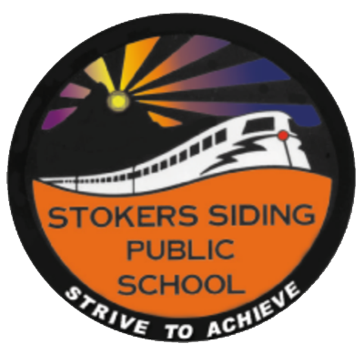 Stokers Siding Public School logo